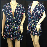 Blooming Flower Romper