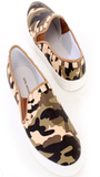 Camouflage Loafer Sneakers