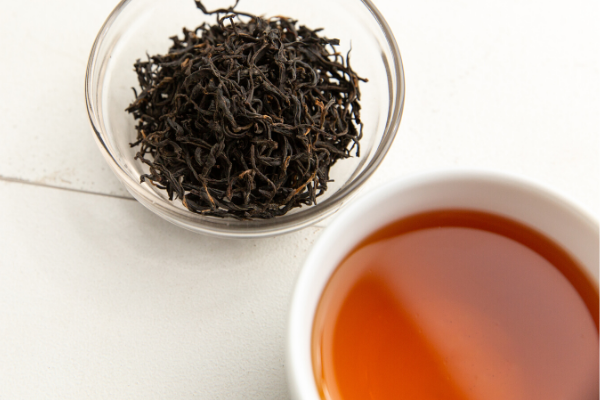 Photo of black tea