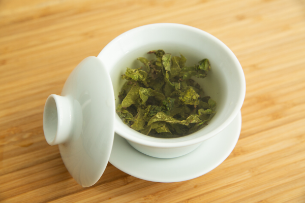 Photo of oolong tea