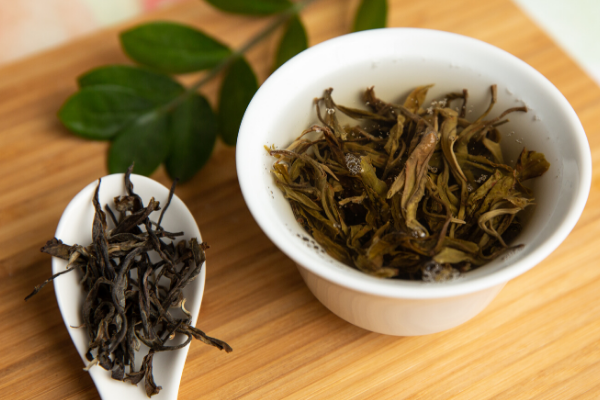 Photo of puer tea - pu-erh tea
