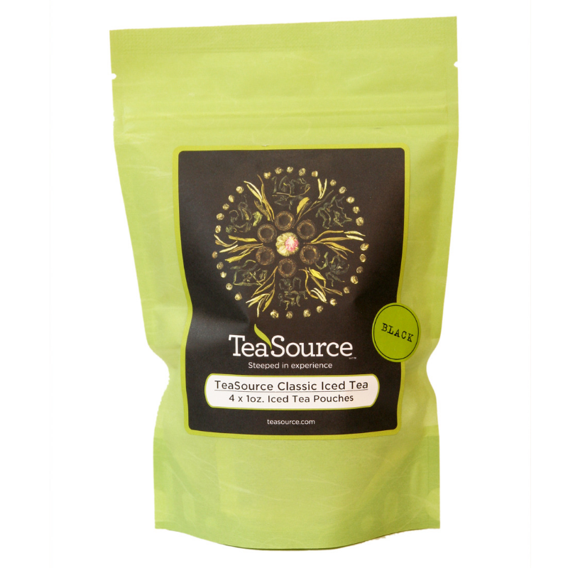 TeaSource Classic Iced Tea Pouches | Black Tea