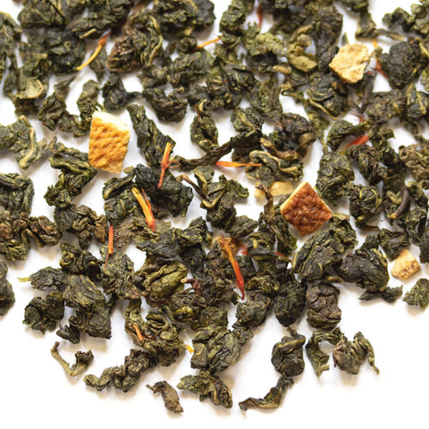Orange Cream | Oolong Tea