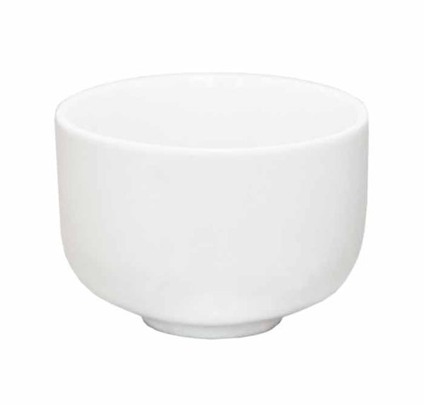 Shallow White Cup