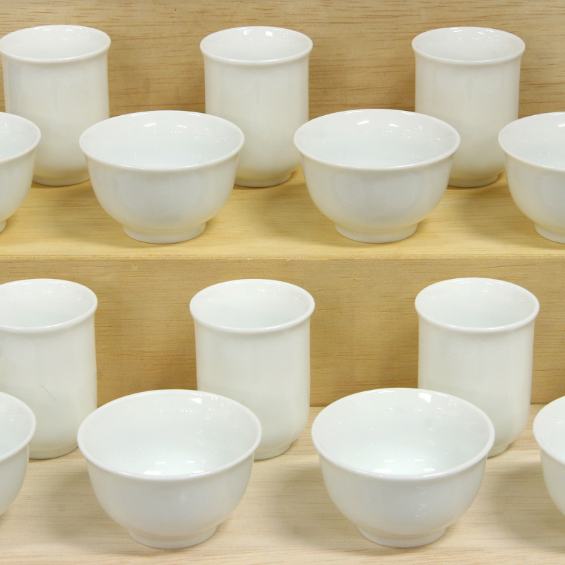 Chinese Aroma and Sipping Cup Set