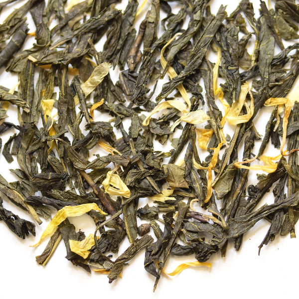 Loose leaf Green Mango green tea