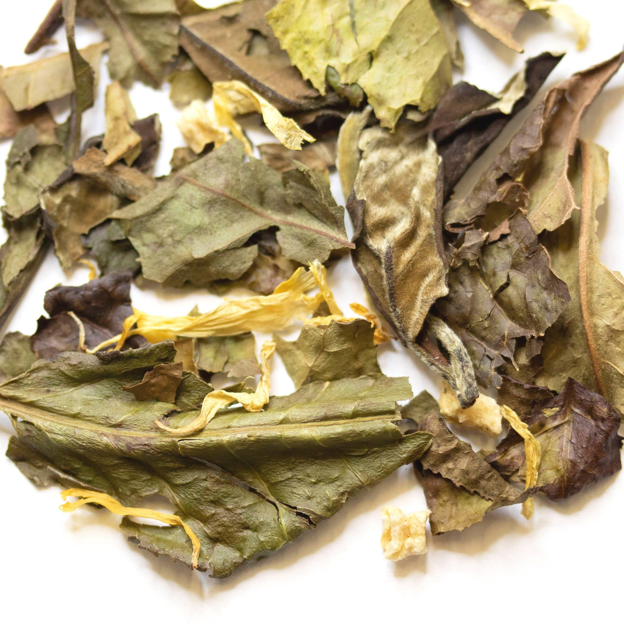 Loose leaf Machu Peachu white tea