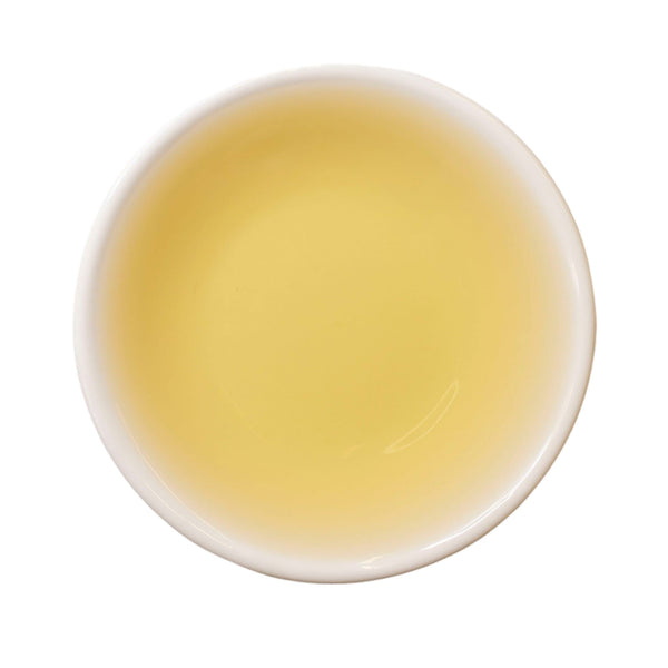 Steeped cup Sugar Magnolias white tea