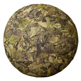 350 gram pressed Shou Mei White tea cake