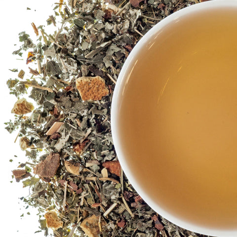 Fruit of the Plains | Herbal Tea