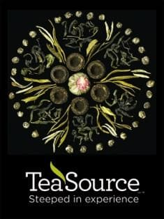 TeaSource Mandala Poster