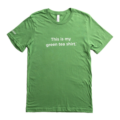 TeaSource Green Tea Shirt