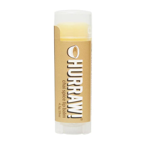Hurraw! Chai Tea Lip Balm