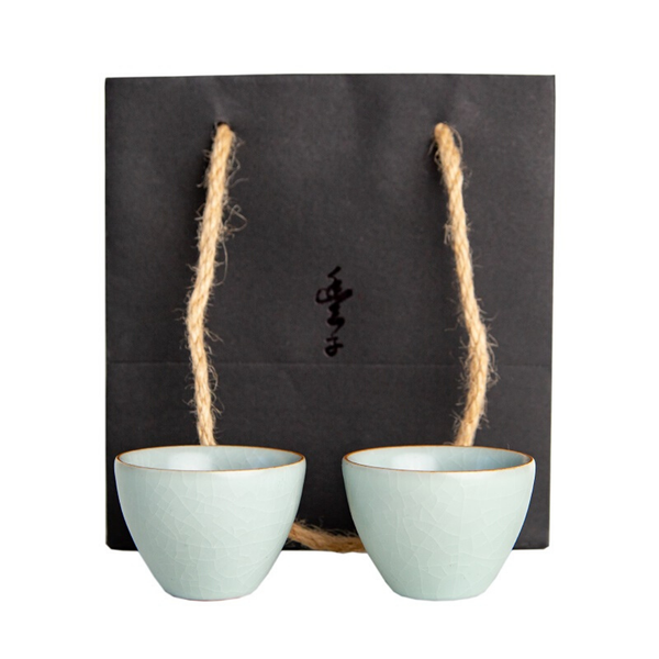 Celadon Green Tea Cups
