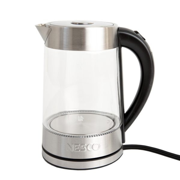 Nesco Glass Electric Kettle