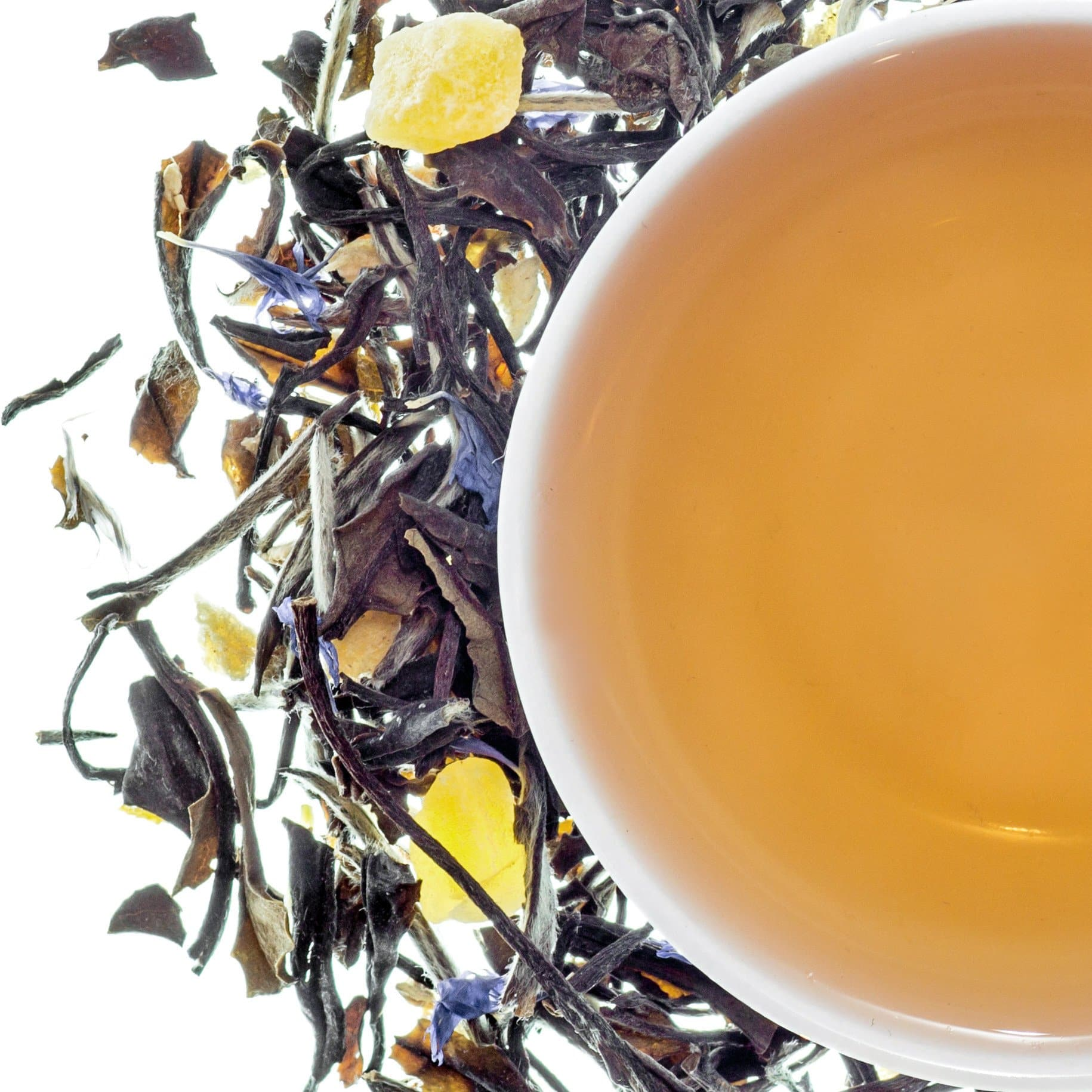 White Mango Ginger | White Tea