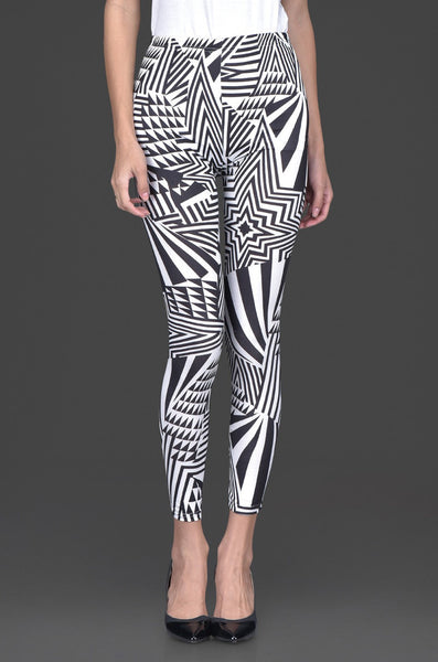 The Optical Illusion Legging