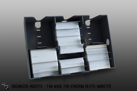 Fan-Made Kingdom Death: Monster - Organizer