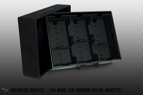 Fan-Made Kingdom Death: Monster - 1.5 Expansion Organizer