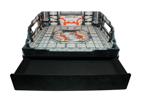 Orion Tide Hangar 07 Display Stage W Tournament Drawer