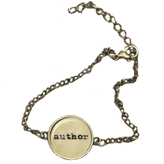 Author-Bracelet  - WritersLife.org