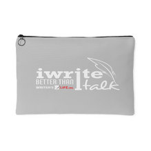 I Write Better Than I Talk, Accessory Pouch