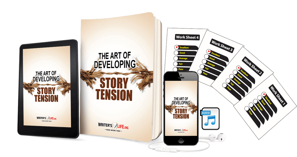 The Art of Developing Story Tension Courses - WritersLife.org