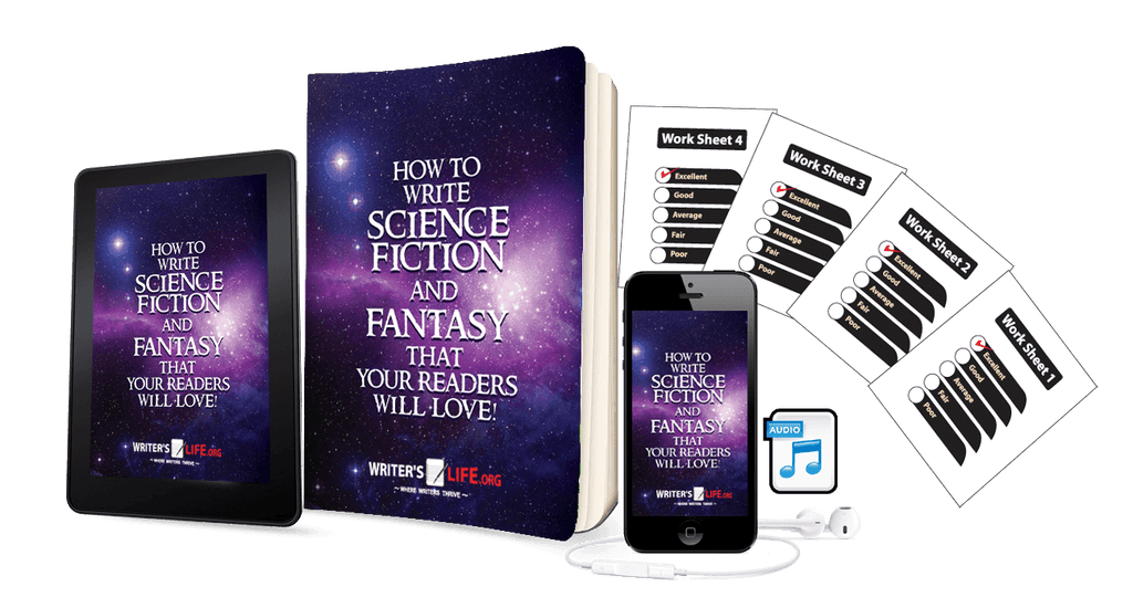 How To Write Science Fiction and Fantasy Courses - WritersLife.org
