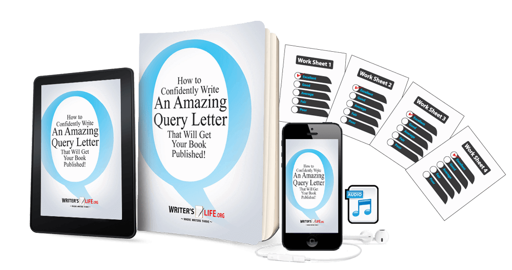 How to Confidently Write An Amazing Query Letter Courses - WritersLife.org