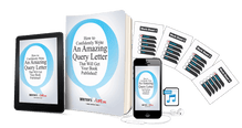 How to Confidently Write An Amazing Query Letter