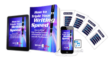 How to Triple Your Writing Speed