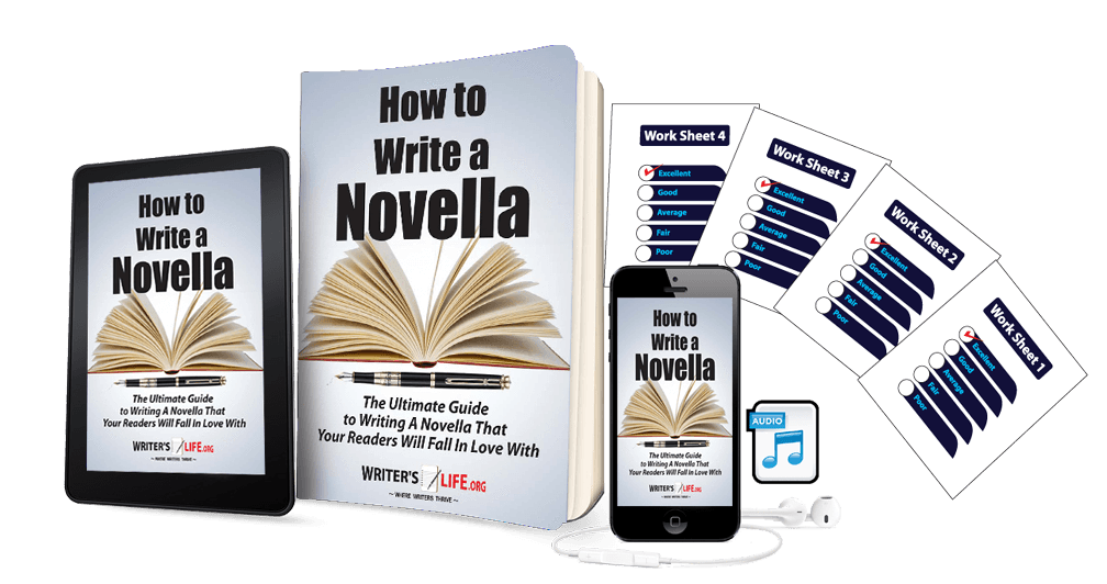 How to Write A Novella Courses - WritersLife.org