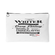 I Am A Writer, Accessory Pouch