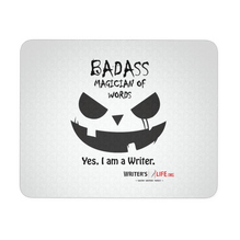Mouse Pad - Badass Magician of Words