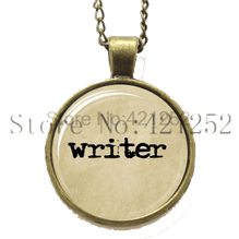 Writer-Necklace