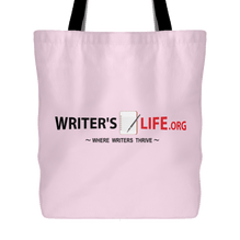 Awesome Writer's Life Tote Bag