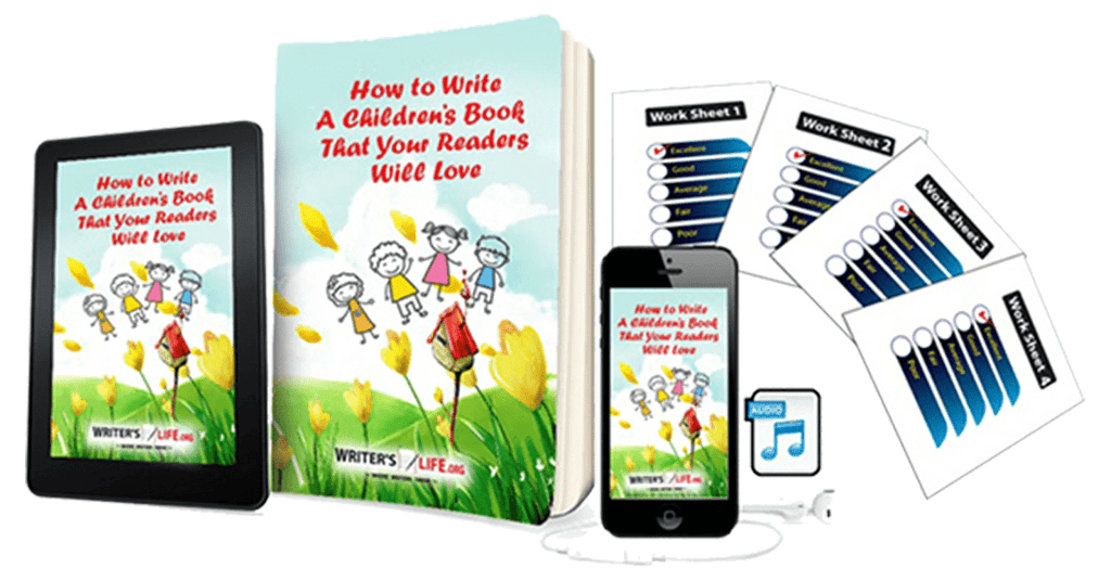 How to Write Children's Books That Your Readers Will Love Courses - WritersLife.org