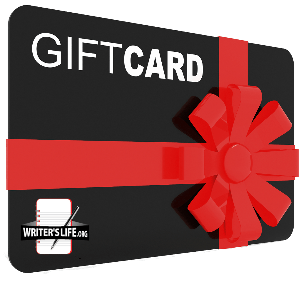 Gift Card  - WritersLife.org