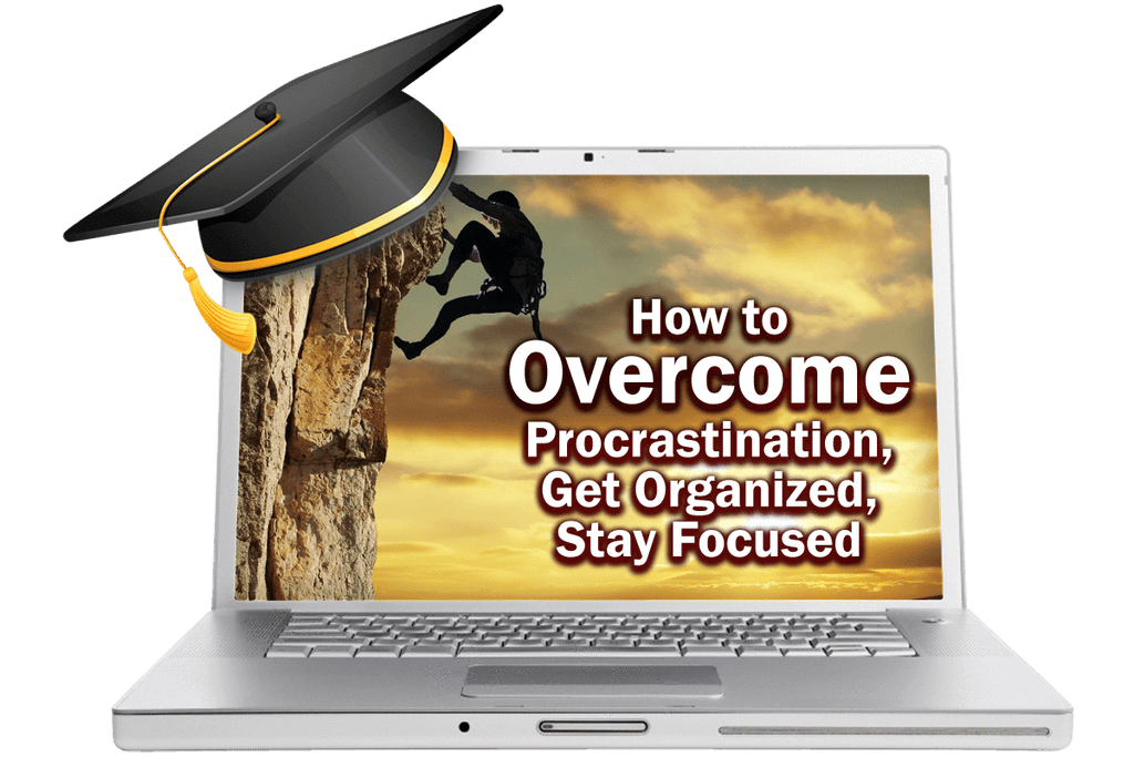 How to Overcome Procrastination, Get Organized, Stay Focused On Demand Training Courses - WritersLife.org