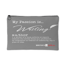 My Passion Is Writing, Accessory Pouch