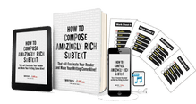 How To Compose Amazingly Rich Subtext That Will Fascinate Your Reader And Make Your Writing Come Alive!