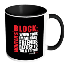 Accent Mug - Writers Block