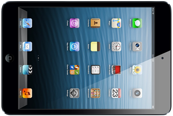 Apple iPad Mini Tempered Glass (1/2/3) - cellhelmet