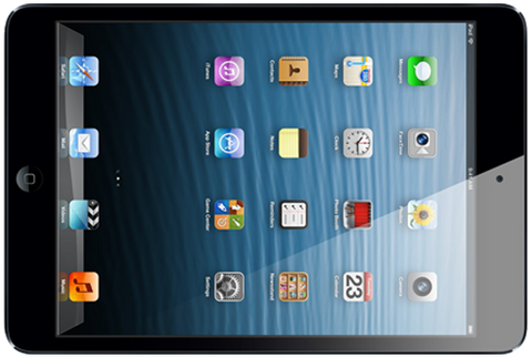 Apple iPad Mini 3 Tempered Glass Wholesale by cellhelmet
