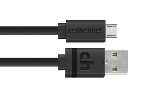 Wholesale 10ft Round Micro USB Charging Cable by cellhelmet