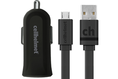 Wholesale Micro USB Car Charger by cellhelmet