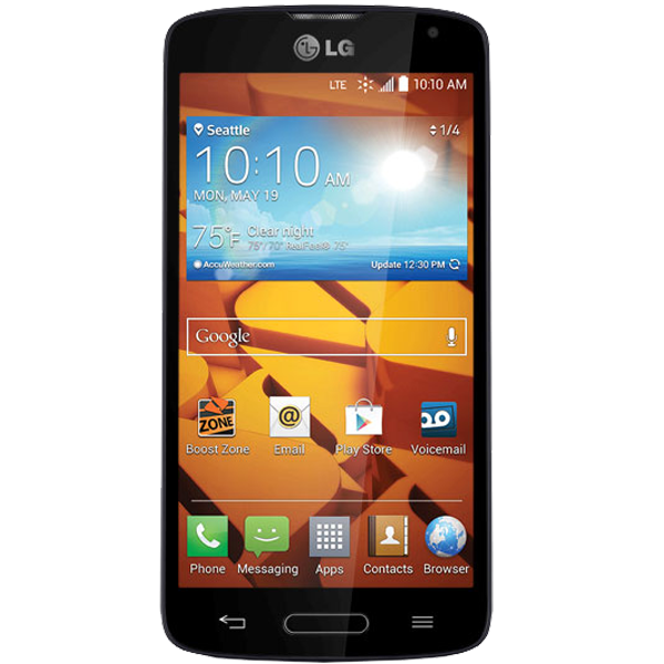 LG Volt Tempered Glass - 3GATOR