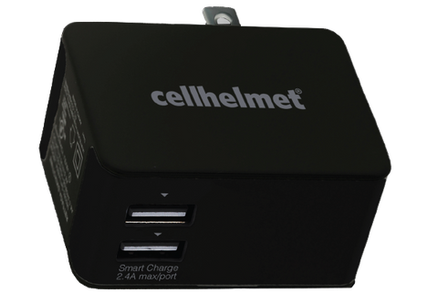 Wholesale Dual Port Wall Charger by cellhelmet