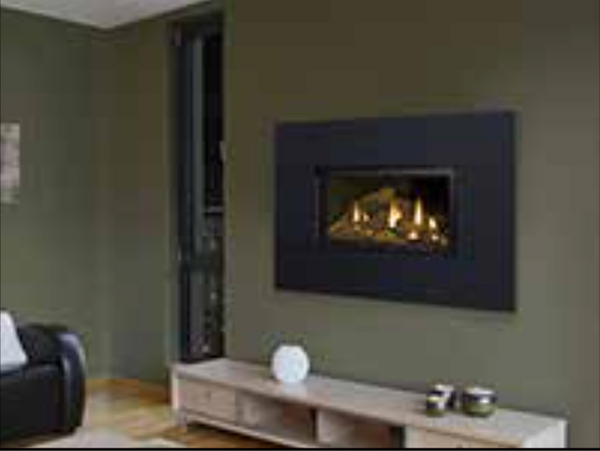 Empire mantis fireplace in wall surround kits hearth and home concepts empire mantis fireplace in wall surround kits teraionfo