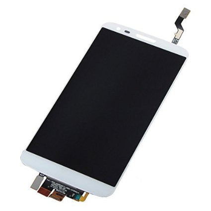 LG G2 VS980 LCD Display Touch Digitizer Screen Assembly White OEM